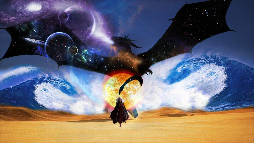 Galactic Dragon